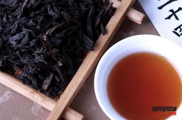 Narcissus Wuyi Oolong Tea